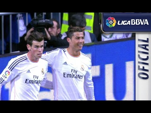 Resumen de Real Madrid (3-0) Celta de Vigo - HD - Highlights