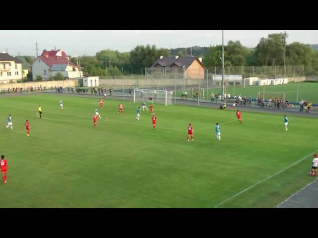 Рух - Арсенал (1:3, гол Бориса Баранця)