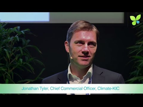 ECO13 London: Jonathan Tyler Climate-KIC