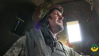 Павлопіль. Ворог обстрілює українських захисників