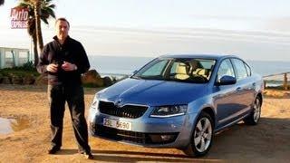 Yeni Skoda Octavia 2013 İnceleme - Auto Express - İngilizce