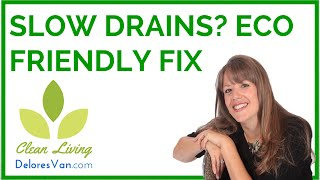 How To Unclog A Drain / Slow Drains That Are Plugged