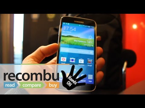 Samsung Galaxy S5 hands-on review (MWC 2014)
