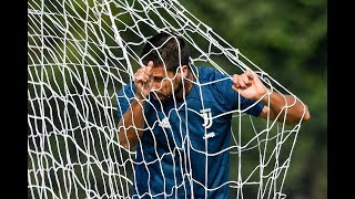Juventus get among the goals in training ground friendly!