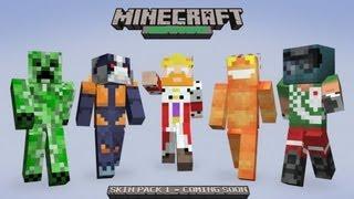 Descargar E Instalar Skins Para Minecraft [ Todas Las