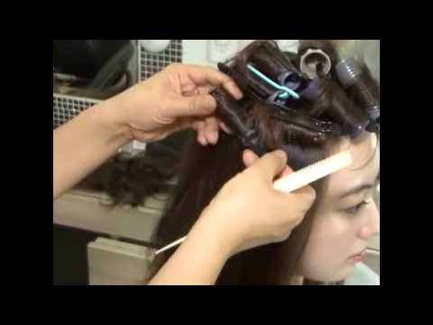 Video hướng dẫn uốn tóc kiểu Hàn Quốc đẹp nhất