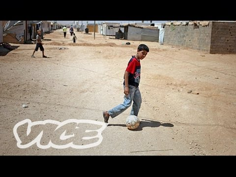 Ground Zero Syria (Part 10) - Za'atari Refugee Camp