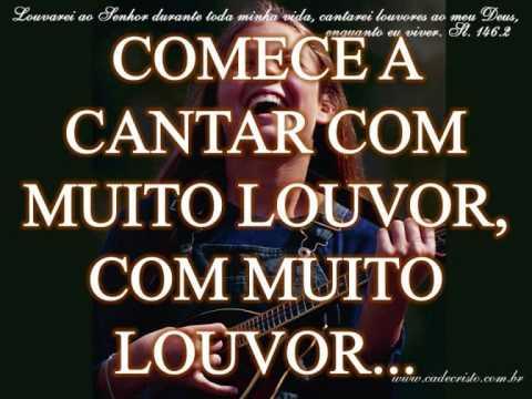 playback 010 - Com muito Louvor.wmv - Cassiane