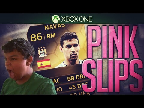 INFORM JESUS NAVAS PINK SLIP !!!- Fifa 14 Ultimate Team LIVE - NEXT GEN