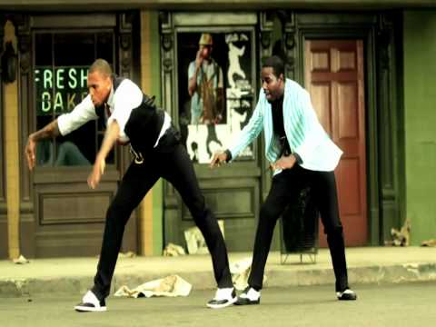 Chris Brown Dance Routine Yeah 3x ( Choreography slow motion )