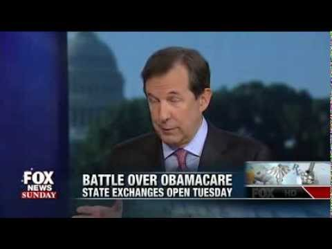 Chris Wallace Gets Fed Up Questioning Senators on ObamaCare: 'I'm Trying to Stop the Rhetoric'