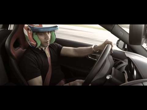 Jaguar Land Rover film starring F-TYPE R Coupé, Range Rover Sport and Narain Karthikeyan