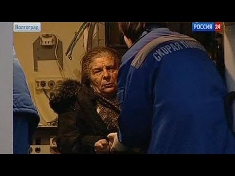 Eyewitness describes 'wreck' after Volgograd trolley-bus explosion