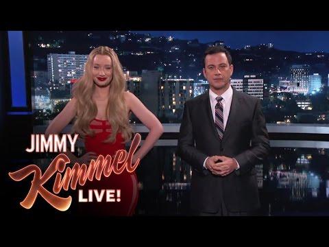 New Lyrics for Old People: Jimmy Kimmel and Iggy Azalea Translate