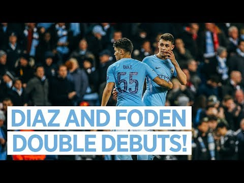 IT MEANT EVERYTHING TO ME!   Phil Foden & Brahim Diaz   Post Match Reaction   City 1-0 Feyenoord