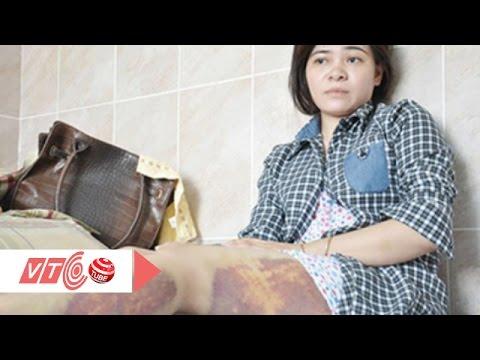 Nghi trộm điện thoại, nữ công nhân bị tra tấn | VTC