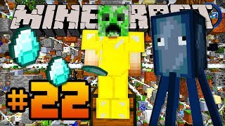 """PET SQUID!"" - Minecraft SKY GRID - Episode #22 w/ Ali-A!"
