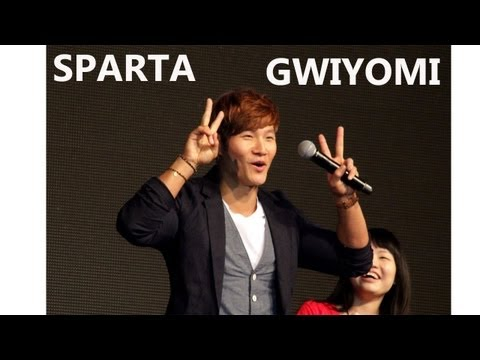 Sparta Version Gwiyomi - Kim Jong Kook First Malaysia Showcase 2013