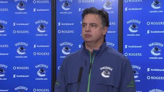 Canucks' Green and Horvat on losing Edler and hoping someone can step up