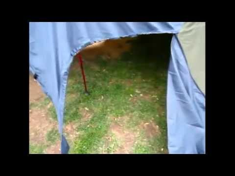 my free tent