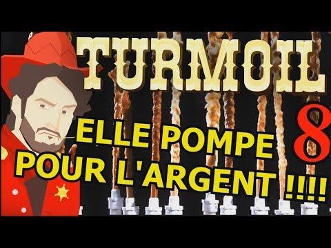 ELLE POMPE POUR DE L'ARGENT !!! -Turmoil : The Heat Is On- Ep.8 avec Bob Lennon