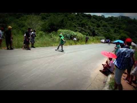 Slide Jam - Secreto ES - Rubim Downhill - Super slow 120 fps