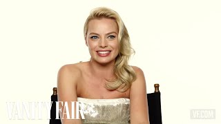 Talking to Margot Robbie Behind the Scenes of our Hollywood Issue Cover Shoot