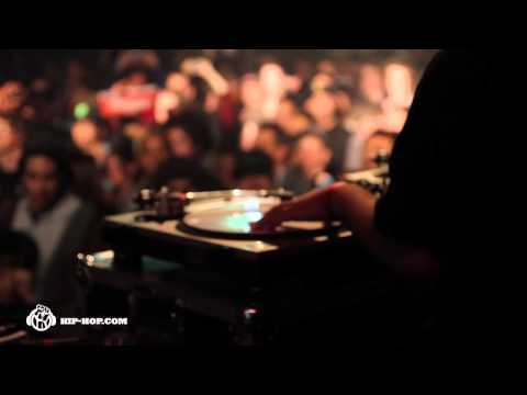 DJ Qbert & DJ Shortkut - Live in San Francisco 2011