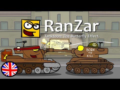 Tanktoon #32 - Mot�l� efekt