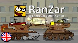 Tanktoon #32 - Motýlí efekt