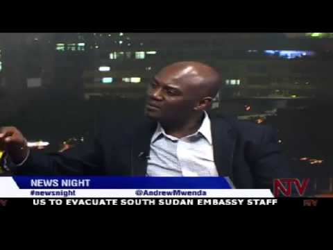 NEWS NIGHT 3RD JANUARY 2014 WITH ANDREW MWENDA