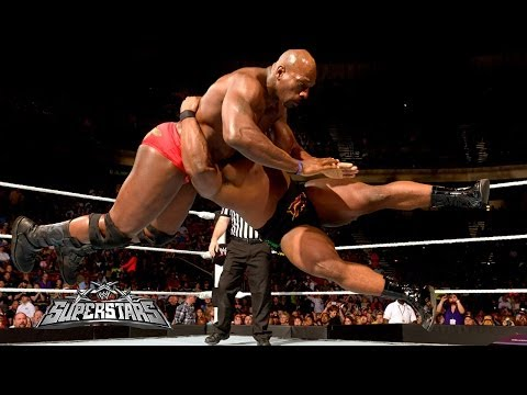 Big E vs. Titus O'Neil: WWE Superstars, April 17, 2014