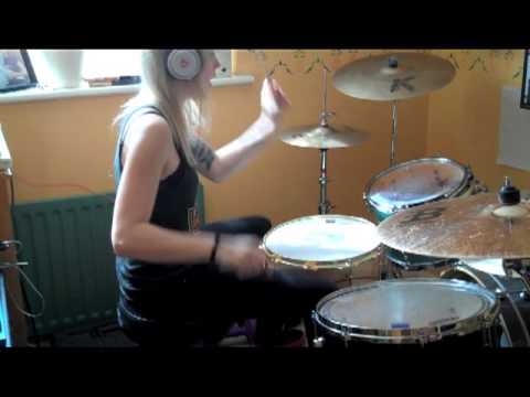 Paramore - Ain't It Fun Drum Cover - Tor Charlesworth
