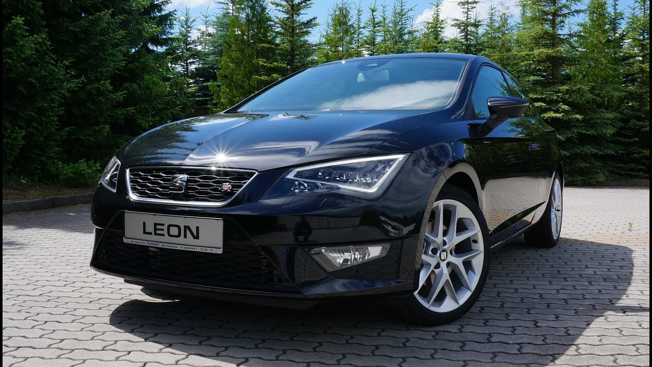 seat leon sc fr test review deutsch hd youtube. Black Bedroom Furniture Sets. Home Design Ideas
