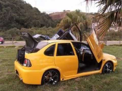 Só VW Polo Classic Tuning Rebaixado e Dub