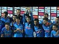 Cricket Countdown - Indias basks in the ODI series victory!