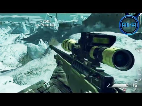 Call of Duty: GHOSTS - Multiplayer Gameplay! 20+ Mins Pre-Release Footage! - (COD Ghost Online HD)