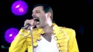 Queen A Kind Of Magic (HQ) (Live At Wembley 86)
