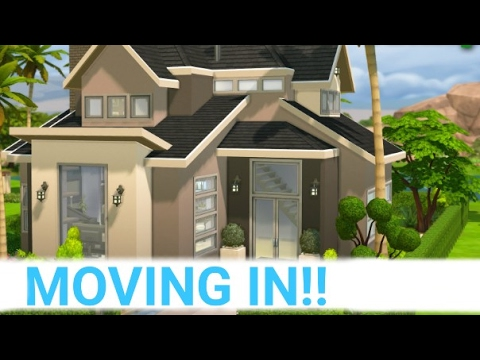 MOVING IN! | The Sims 4 (Kids!)