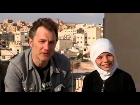 David Morrissey tells Samia & Rayida's story