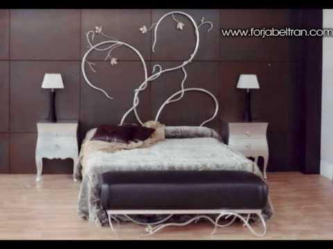 Dormitorios de lujo nuevas colecciones en camas de forja - Dormitorios de lujo ...