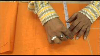 How To Cut Salwar Kameez:Way Of Kameej Cutting/Simple