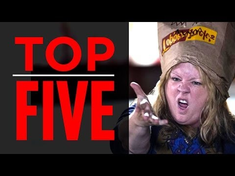 Top Five Reasons We Love Melissa McCarthy (2014) Tammy Movie HD