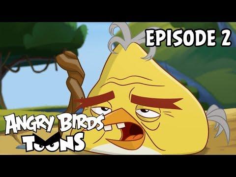 Angry Birds Toons - S3 E2 - Špatné vlasy