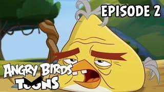 Angry Birds Toons - S3 E2 - Zlé vlasy