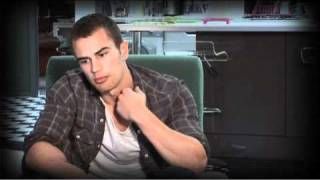 Theo James - On Bedlam TV Series