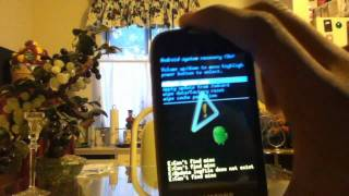 How To Do A Hard Reset On The Boost Mobile/Sprint Samsung