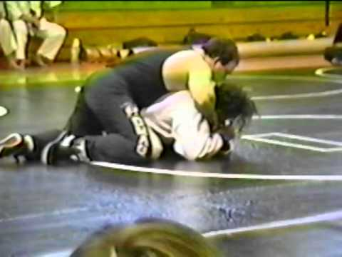 Rickson Gracie in Chicago 1994 Sparring (Part 1)