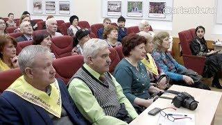 Артёмовские волонтеры пополнили организацию «Серебряные добровольцы Приморья»