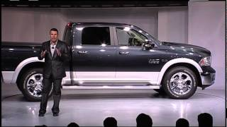 2013 Ram 1500 Reveal Highlights